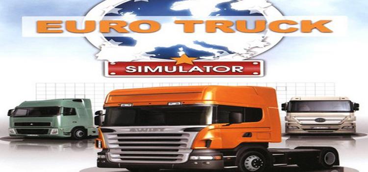 Euro Truck Simulator 1 Free Download FULL PC Game