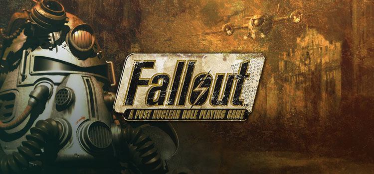 Fallout 1 Free Download FULL Version Cracked PC Game