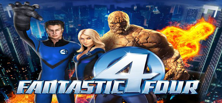 Free Fantastic Four Game