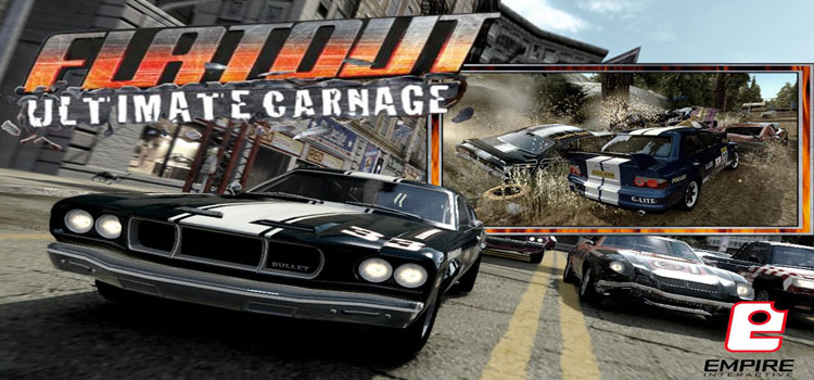 FlatOut Ultimate Carnage Free Download FULL PC Game