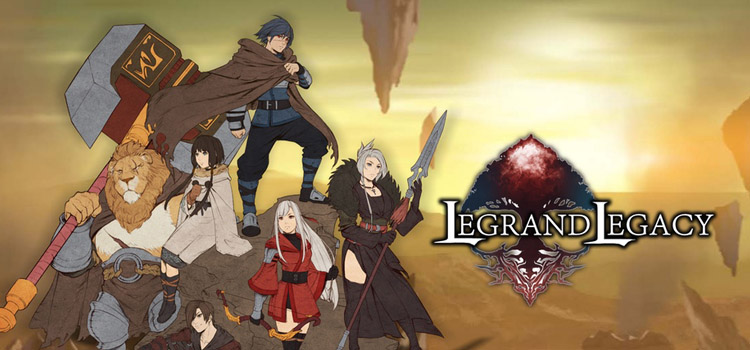 LEGRAND LEGACY Free Download FULL Version Cracked PC Game