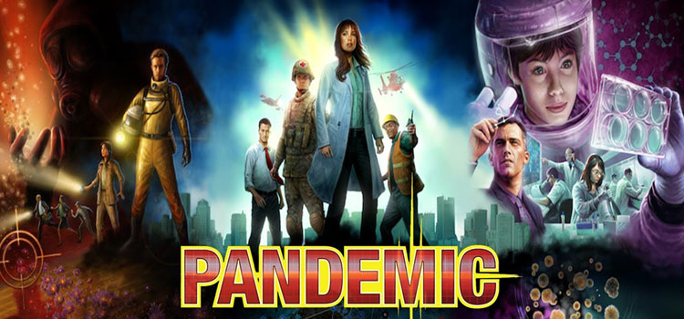 Pandemic The Board Game Free Download Cracked PC Game