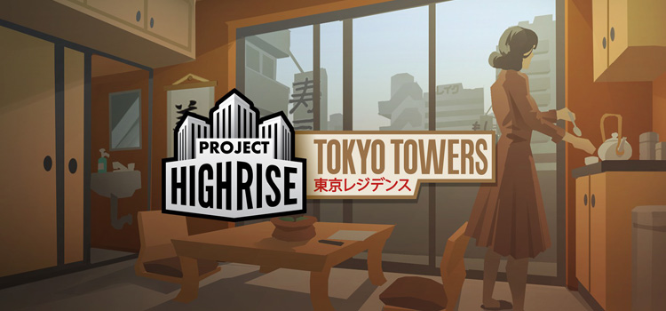 Project Highrise Tokyo Towers Free Download Cracked PC Game