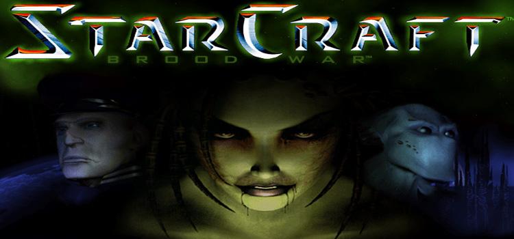 StarCraft Brood War Free Download FULL Version PC Game