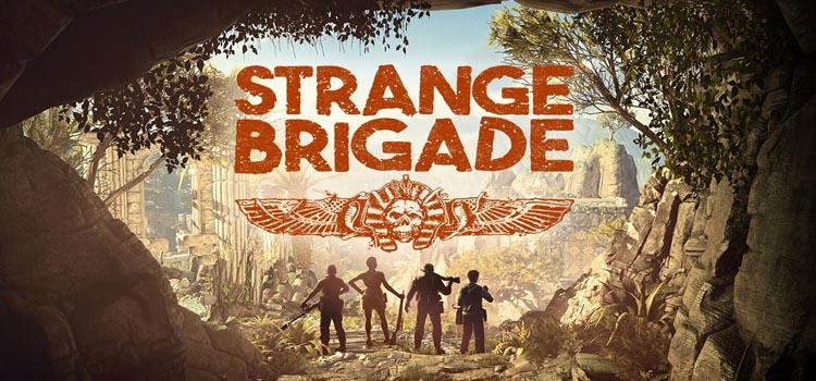 Strange Brigade Free Download Full Version Cracked PC Game
