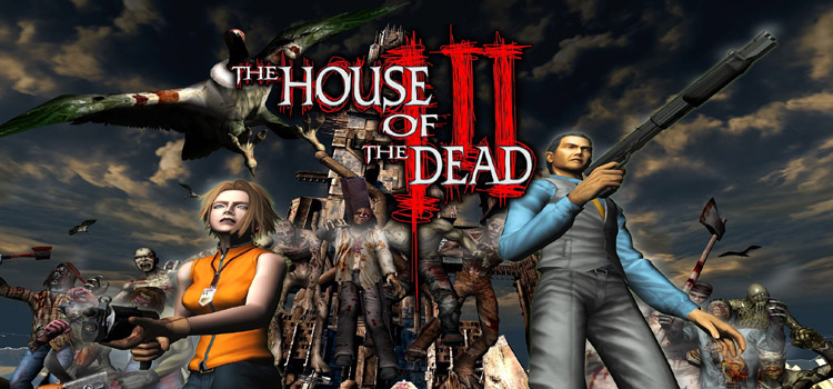 The House of the Dead 3 Free Download Cracked Game