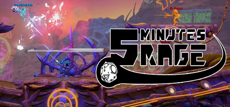 5 Minutes Rage Free Download Full Version PC Game