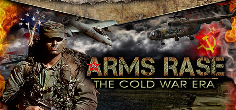 Arms Race TCWE Free Download The Cold War Era PC Game