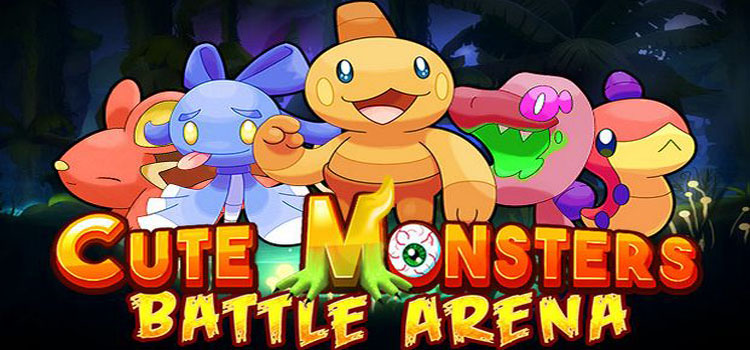 Cute Monsters Battle Arena Free Download Cracked PC Game