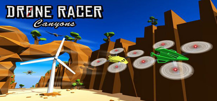 Drone Racer Canyons Free Download FULL Version PC Game