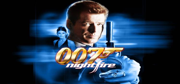 James Bond 007 Nightfire Free Download FULL PC Game