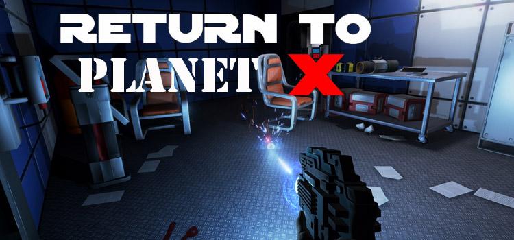 Resultado de imagen de Return to Planet X