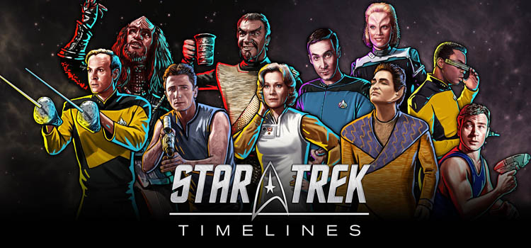 Star Trek Timelines Free Download FULL Version PC Game