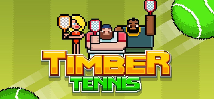 Timber Tennis Free Download Full Version Cracked PC Game