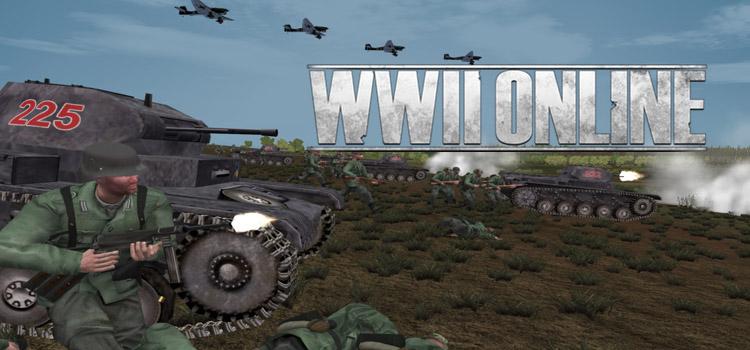 World War 2 Online Free Download WWII Online PC Game