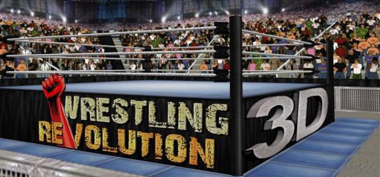 Wrestling Revolution 3D Free Download Cracked PC Game