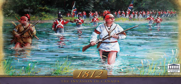 1812 The Invasion Of Canada Free Download FULL PC Game
