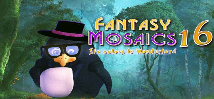 Fantasy Mosaics 16 Six Colors In Wonderland Free Download