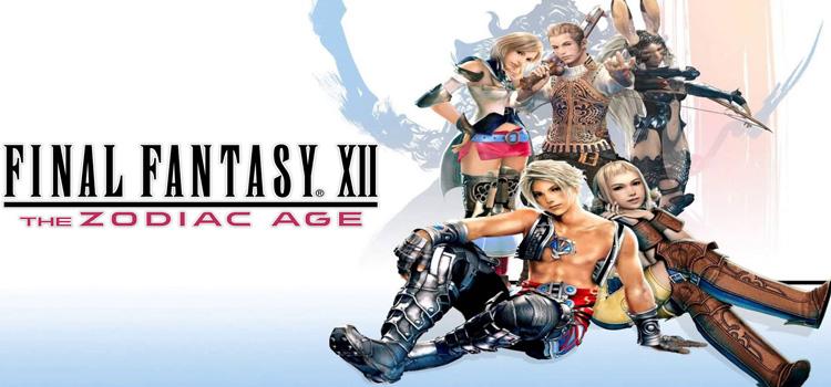 Final Fantasy XII The Zodiac Age Free Download PC Game