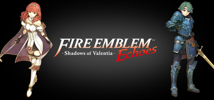 Fire Emblem Echoes Shadows Of Valentia Free Download PC Game