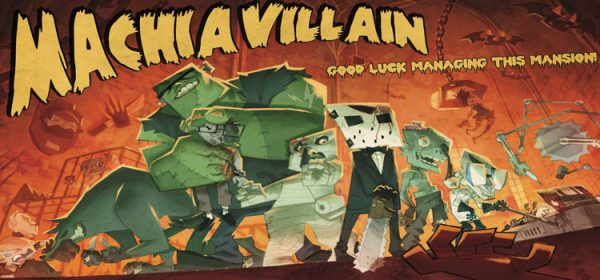 MachiaVillain Free Download Full PC Game