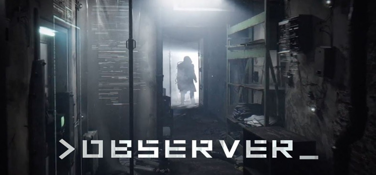 OBSERVER Free Download FULL Version Cracked PC Game