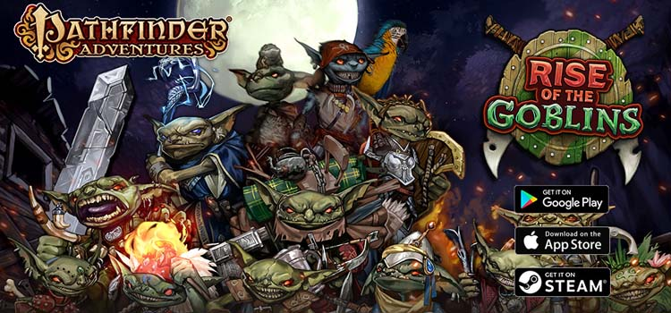 Pathfinder Adventures Rise Of The Goblins Free Download PC