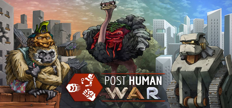 Post Human WAR Free Download FULL Version PC Game
