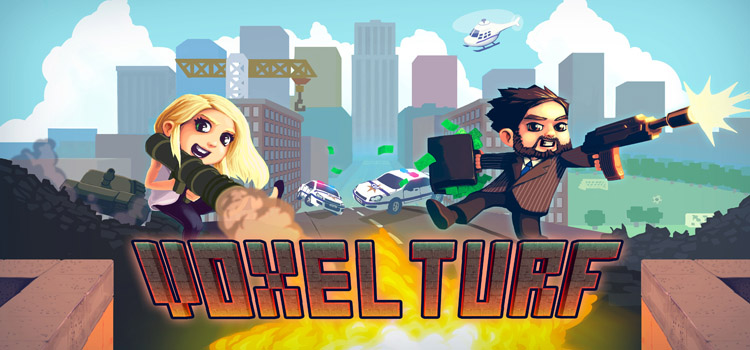 Voxel Turf Free Download FULL Version Cracked PC Game