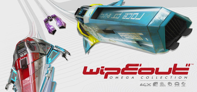 Wipeout Omega Collection Free Download FULL PC Game