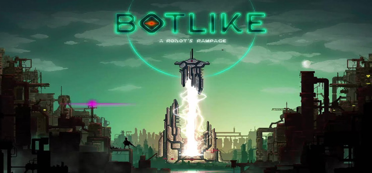 Botlike a robots rampage Free Download Cracked PC Game