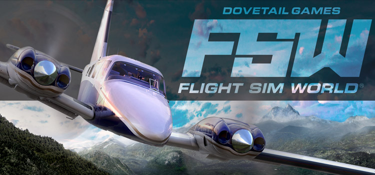 Flight Sim World Free Download FULL Version PC Game