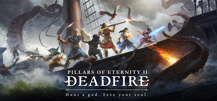 Pillars Of Eternity 2 Deadfire Free Download Full PC Game