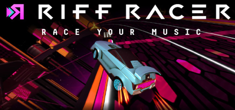 Riff Racer Race Your Music Free Download Cracked PC Game