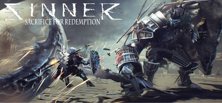 SINNER Sacrifice For Redemption Free Download PC Game