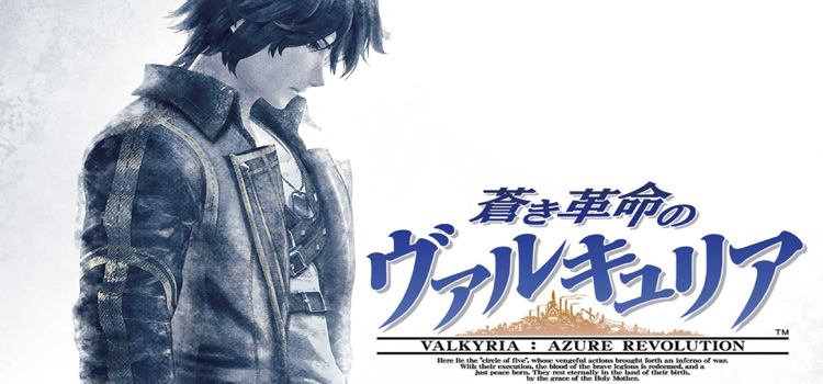 Valkyria Azure Revolution Free Download FULL PC Game
