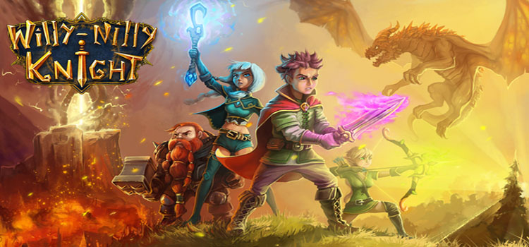 Willy Nilly Knight Free Download FULL Version PC Game
