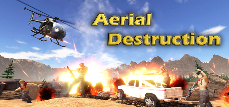 Aerial Destruction Free Download FULL Version PC Game