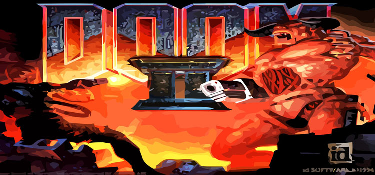 DOOM 2 Free Download FULL Version Cracked PC Game
