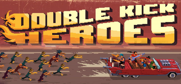 Double Kick Heroes Free Download FULL Version PC Game