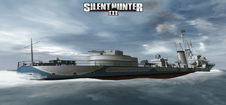 Silent Hunter 3 Free Download FULL Version PC Game