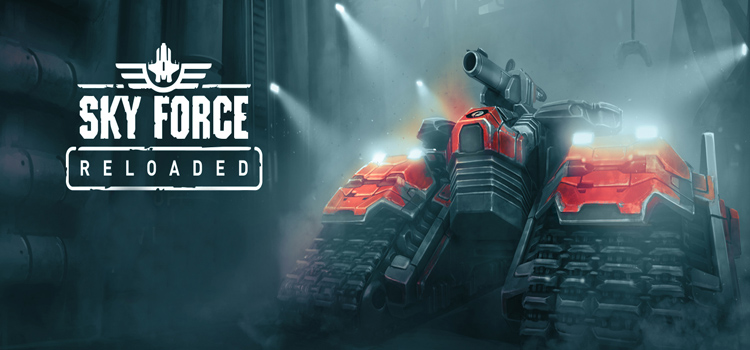 Sky Force Reloaded Free Download FULL Version PC Game