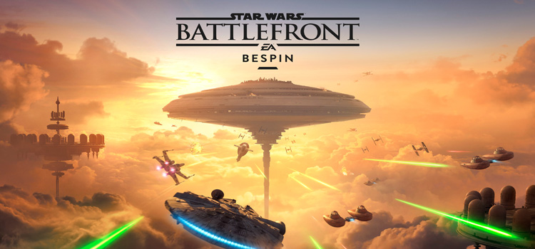 Star Wars Battlefront Bespin Free Download Full PC Game