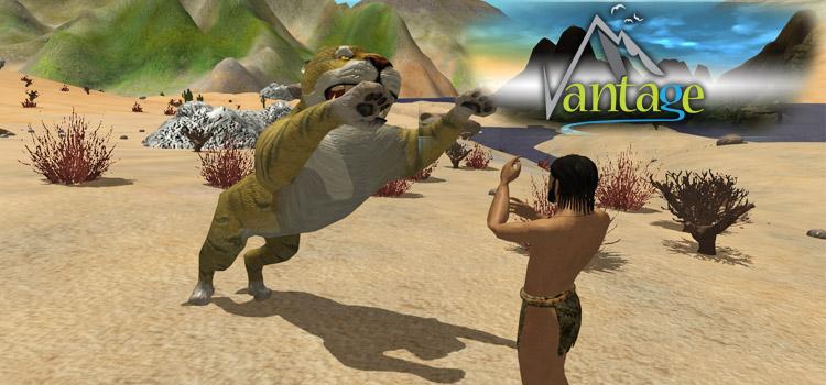 Vantage Free Download Primitive Survival FULL PC Game