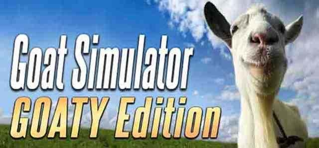 Goat Simulator GOATY Edition Free Download Full PC Game