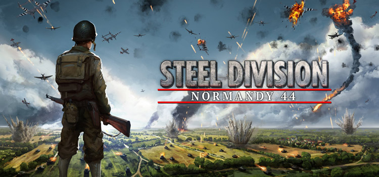 Steel Division Normandy 44 Free Download FULL PC Game
