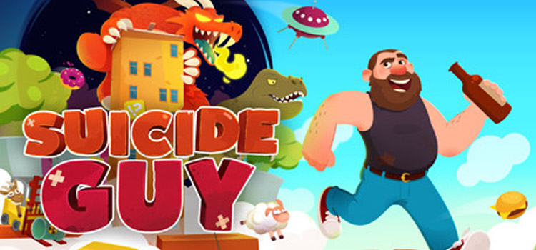 Suicide Guy Free Download FULL Version Cracked PC Game