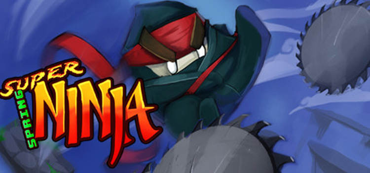 Super Spring Ninja Free Download FULL Version PC Game