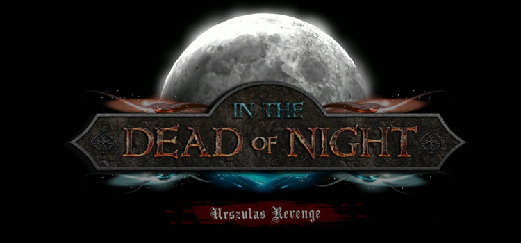 In The Dead Of Night Free Download FULL PC Game