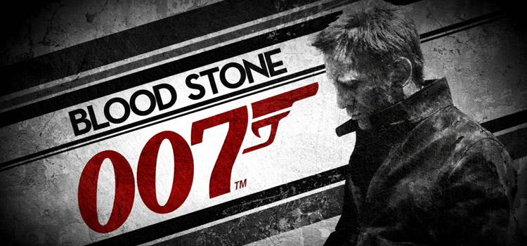 James Bond 007 Blood Stone Free Download FULL PC Game